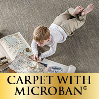 Carpet with Microban® | Protection You Can Count On
