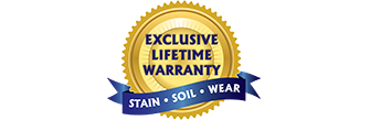 Exclusive Lifetime Warranty